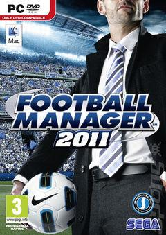 Box art for Football Manager 2011