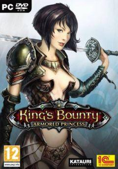 Box art for Kings Bounty: Armored Princess