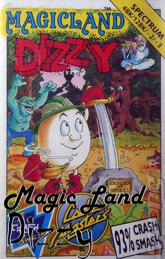 Box art for Magic Land Dizzy
