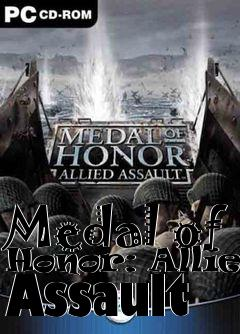 Box art for Medal of Honor: Allied Assault