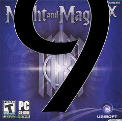 Box art for Might & Magic 9