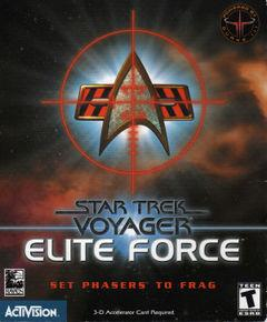 Box art for Star Trek Voyager: Elite Force