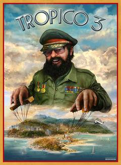 Box art for Tropico 3