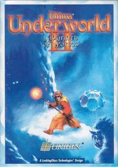 Box art for Ultima Underworld 2 - Labyrinth of Worlds