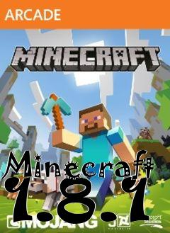 Box art for Minecraft 1.8.1