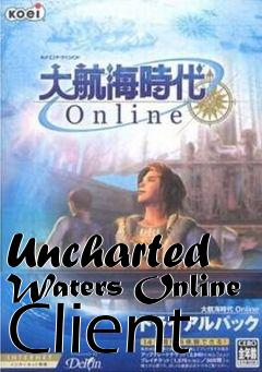 Box art for Uncharted Waters Online Client