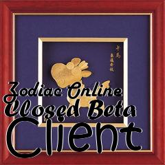 Box art for Zodiac Online Closed Beta Client