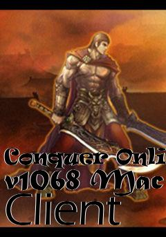 Box art for Conquer Online v1068 Mac Client