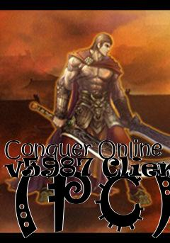 Box art for Conquer Online v5987 Client (PC)