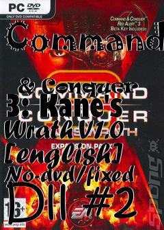 command and conquer 3 no cd crack download