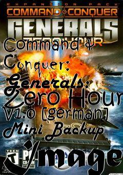 Generals no-cd crack