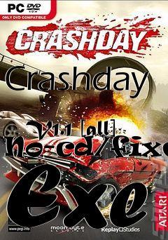 No cd/dvd 1. 2 для crashday   патчи для crashday.