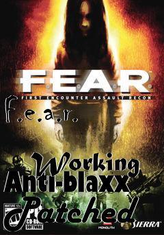 anti blaxx gratuit