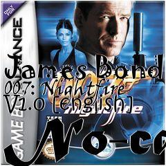 TÉLÉCHARGER JAMES BOND 007 NIGHTFIRE PC COMPLÈTE GRATUIT