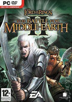 Box art for Lord             Of The Rings: Battle For Middle Earth 2 V1.05 [english] Fixed Dat