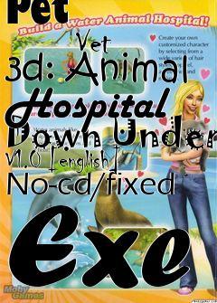 Pet Vet 3d Animal Hospital Down Under V10 English No Cdfixed