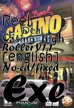 Reel deal casino high roller no cd best slots to play at morongo casino