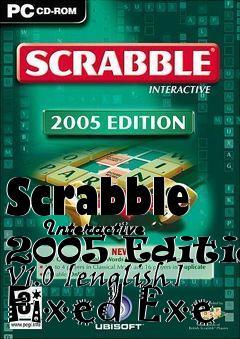 Scrabble Interactive 2005 Edition V1 0 [english] Fixed Exe