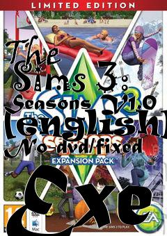 The Sims 3: Seasons V1 0 [english] No-dvd/fixed Exe free download