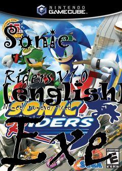 sonic rider pc torrent