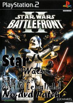 Star wars battlefront 2 pc crack online download