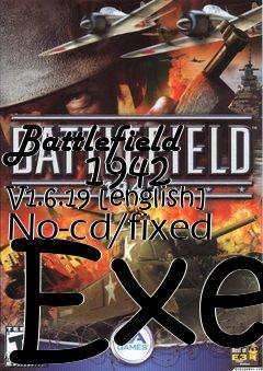 battlefield 1942 v1.6.19 patch