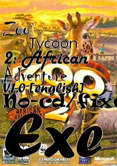zoo tycoon 2 african adventure expansion pack download