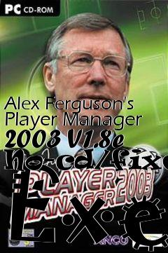 Box art for Alex Ferguson
