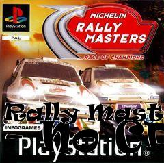 Box art for Rally Masters - No CD