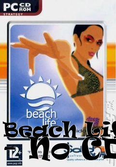 Box art for Beach Life - No CD