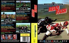 Box art for CRack for Road Rash