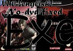 Resident Evil 4 V1 0 [english] No-dvd/fixed Exe free download