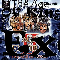 Box art for Age Of Empires 2: The Age Of Kings V2.0a [english] No-cd/fixed Exe