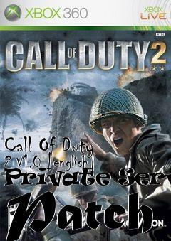 Call of duty 2 v1. 2 patch! Computer gaming neowin.
