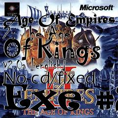 Box art for Age Of Empires 2: The Age Of Kings V2.0a [english] No-cd/fixed Exe #2