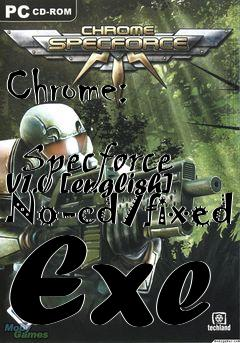 Chrome specforce game free download full version for pc.