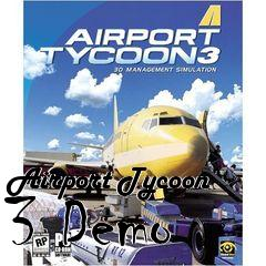 Box art for Airport Tycoon 3 Demo