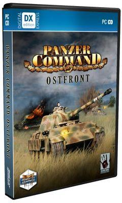 Box art for Panzer Command: Ostfront Demo  v327
