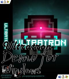 Box art for Ultratron Demo for Windows