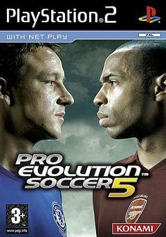 Box art for Pro Evolution Soccer 5 Demo [With Commentary]
