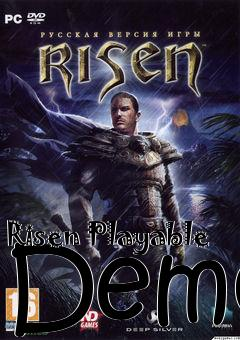 Box art for Risen Playable Demo
