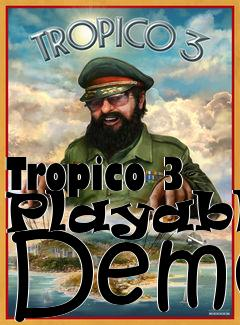 Box art for Tropico 3 Playable Demo