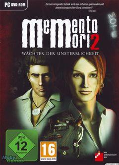Box art for Spanish Demo Memento Mori
