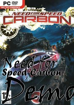 Box art for Need for Speed Carbon Demo