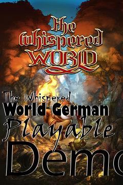 Box art for The Whispered World German Playable Demo
