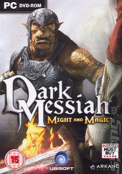 Box art for Dark Messiah of Might and Magic