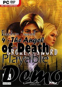 Box art for Broken Sword 4 - The Angel of Death Playable Demo
