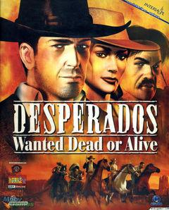 Box art for Wanted: Dead Or Alive