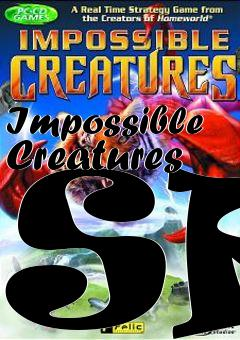 Box art for Impossible Creatures SP