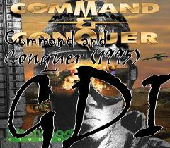 Box art for Command and Conquer (1995) GDI